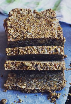 Nuts and Seed Bread