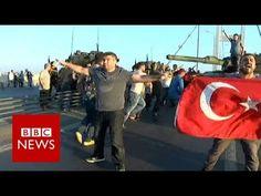 Turkey in A dramatic year - BBC News Bbc News, The Past, Wrestling, Sports, Turkey, Lucha Libre, Hs Sports, Turkey Country, Sport