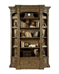 Stirlingshire Bookcase - Artisan's Shoppe by Kincaid