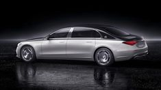 2021 Mercedes-Maybach S 580 base price starts at more than $185,000 | Autoblog Mercedes Maybach, New Mercedes, Luxury Definition, Paint Charts, Digital Light, Benz S Class, Black Side, House On Wheels, Automotive Industry