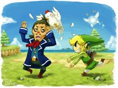 The Legend of Zelda vu par l'artiste Sii-SEN The Legend Of Zelda, Twilight Princess, Princess Zelda, Just Video, Link Zelda, Wind Waker, Videogames, Pokemon, Nerd