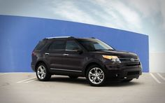 My car <3  2013 Ford Explorer Limited 4WD