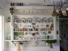 Kitchen dresser hubby made
