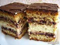 Gingerbread with Cookeo - HQ Recipes Russian Cakes, Russian Desserts, Ukrainian Recipes, Russian Recipes, Baking Recipes, Cookie Recipes, Delicious Desserts, Yummy Food, Meat Loaf Recipe Easy