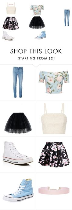 """casual"" by arisofia on Polyvore featuring moda, Givenchy, Miss Selfridge, Chicwish, Alice + Olivia, Converse, Humble Chic y 2friends"