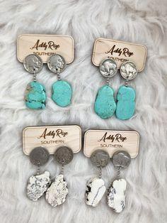 Trendy Jewelry, Cute Jewelry, Diy Jewelry, Jewelery, Jewelry Accessories, Jewelry Ideas, Jewelry Rings, Cowgirl Jewelry, Western Jewelry
