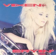 Vixen (2) - Cryin' (Vinyl) at Discogs