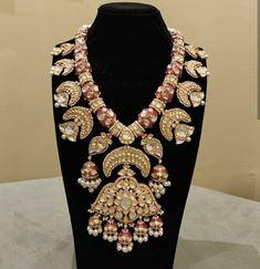 Heavy Bridal Jewellery Earrings 56 Ideas For 2019 Silver Jewellery Indian, Indian Wedding Jewelry, Bridal Jewelry, Indian Bridal, Bride Indian, Indian Weddings, Trendy Jewelry, Fashion Jewelry, Luxury Jewelry