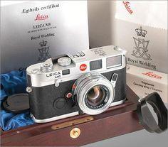 Leica M6 Royal Wedding Edition (1995)