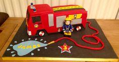 Fireman Sam Cake                                                                                                                                                                                 More