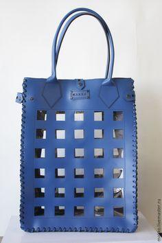 """Сумка """"Архитектура"""" #leather #bag"""
