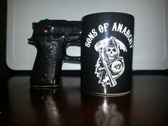 Sons Of Anarchy Coffee Cup