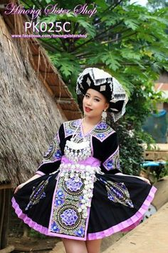 Nkauj hmoob zoo nkauj From the hmong sister shop Hmong Clothing, Islam Muslim, Beautiful Women, Culture, Style Inspiration, Fashion Outfits, Star, Clothes, Shopping