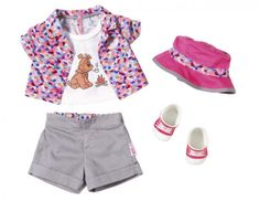 BABY born Play&Fun Deluxe Camping Outfit Zapf Creation AG in Spielzeug, Puppen & Zubehör, Sonstige   eBay!