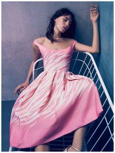 A very Eliza dress