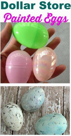 {Spring} Gussied Up Easter Eggs - Southern State of Mind