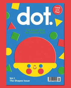 DOT. By the makers of Anorak Magazine. http://shop.anorakmagazine.com/product/dot-magazine-vol-1