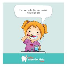 Escovar, ao menos, três vezes ao dia é a melhor maneira de prevenir e reduzir a placa bacteriana, cáries e outras doenças bucais. Curta nossa página: www.facebook.com.br/acheimeudentista