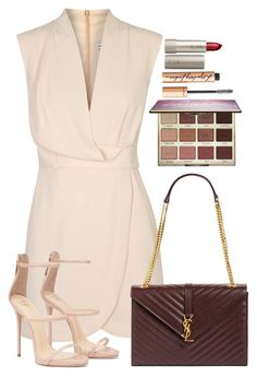 """Untitled #1532"" by fabianarveloc ❤ liked on Polyvore featuring Finders Keepers, Yves Saint Laurent, Ilia, Charlotte Tilbury and tarte"