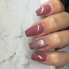 Kunst The post & Nageldesign, Gelnägel, Nagellack-Designs appeared first on Powder dip nails . Dip Nail Colors, Sns Nails Colors, No Chip Nails, My Nails, Sns Dip Nails, Acrylic Dip Nails, Spring Nails, Summer Nails, Acryl Nails
