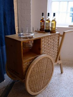 The New Craftsmen Mayfair Drinks Trolley, Seal Pup, Creative Hub, Table Desk, Craftsman, Whisky, Pop, Furniture, Google Search