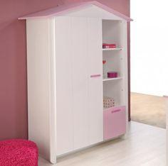 Simple  ebay kinderzimmer m dchen babygirl kidsroom kinderschrank kleiderschrank