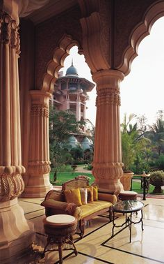The Leela Palace Bangalore~ New Delhi, India.