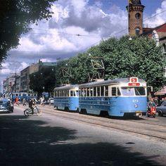 Östra Hamngatan, Göteborg, tidigt 60-tal.