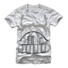 Star Wars Men's - Stormtrooper Armor T Shirt, Star Wars Costume Shirt www.fifthsun.com