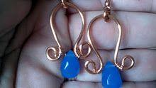 pretty hand made earrings