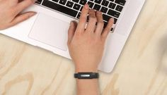 Nymi wristband identifies you through your heartbeat, then wirelessly connects to your devices via bluetooth.