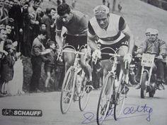 Rudi Altig leading Tom. 1965