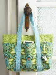 Tutorial: Simple six-pocket tote bag · Sewing | CraftGossip.com