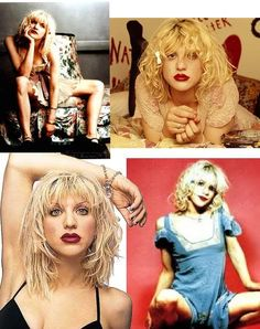 I want to be the girl with the most cake..... The Savvy Stylist: @Courtney Love Halloween Costume