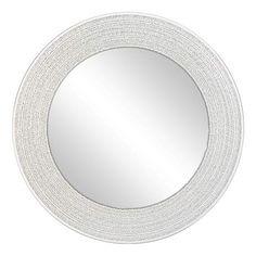 Sparkle Circular Mirror   Dunelm