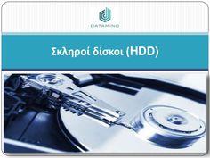 Η ανάκτηση δεδομένων από σκληρό δίσκο ξεκινά με τη διάγνωση του προβλήματος. Σε περίπτωση που διαγνωστεί πρόβλημα, στα μηχανικά ή ηλεκτρονικά μέρη, είναι απαρα  http://www.slideshare.net/JesiKa3/hdd-60126227