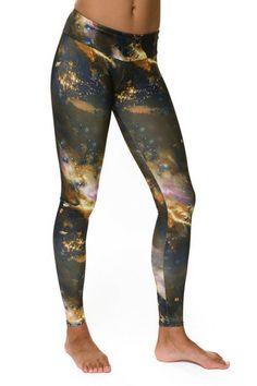 onzie Long Legging - Meteor Shower