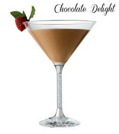 Drink Recipe: Chocolate Delight {relax & enjoy!}