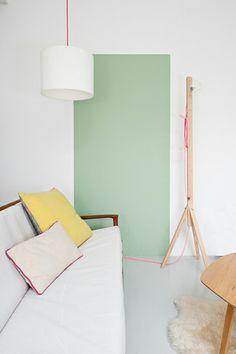 Zomerse pasteltinten in je interieur - Flinders Magazine