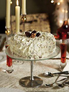 Εύκολη τούρτα με χουρμάδες #τούρτα #χουρμάδες Nutella, Sweet Recipes, Vegan, Desserts, Food, Cakes, Sweet Dreams, Table, Beautiful