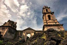 San Juan Paricutin, Michoacan, Mexico