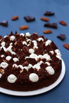 Le fantastik: chocolat, vanille et noix de pécan