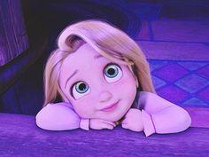 Rapunzel, she looks so much like Abby! Disney Rapunzel, Disney Pixar, Disney Dolls, Disney Cartoons, Disney Animation, Disney Magic, Disney Art, Disney Movies, Disney Characters