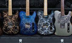 I'll take one of each - Brad Paisley Guitars