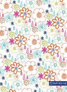 Floral - Sally Payne