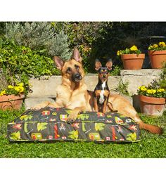 Looking for gift ideas for to inspire the dog and pet lovers in your life to go green? Check out our Molly Mutt Outdoor Dog Bed Duvet, while lets you upcycle old clothes, towels, sheets, pillows and more into a durable, eco-friendly dog bed! #eco #friendly #Christmas #holiday #gifts #for #pet #lovers