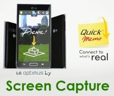 LG Mobile Communications have launched a new feature called QuickMemo for all its Optimus L Series smartphones through a maintenance release upgrade. Find out more @ http://www.mobilesandtablets.co.uk/screen-capture-feature-for-optimus-l-series-launched-by-lg/