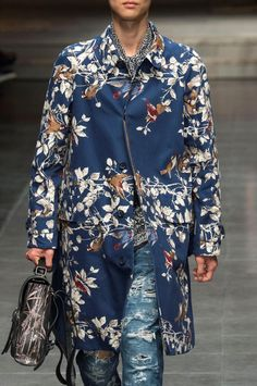 Dolce & Gabbana Menswear Collection and luxury details that make a difference