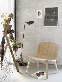 stehleuchte lum furnierleuchte furnier holz olivesche. Black Bedroom Furniture Sets. Home Design Ideas