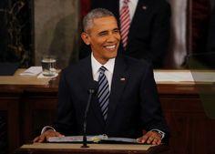 """""""Wir haben Fortschritte erzielt, aber wir müssen weitere machen"""", sagte Obama..."""